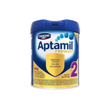 Fórmula Infantil Aptamil Premium 2 800g