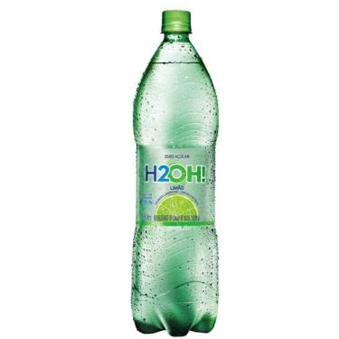 Refrigerante H2OH! Limão 1,5L Pet