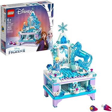 Imagem de Lego DISNEY PRINCESS A Criação de Guarda-Joias da Elsa 41168