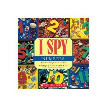 I Spy Numbers - Jean Marzollo - 9780545415859