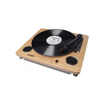 Toca-Discos Vinil com Alto-Falantes, Conversão para o Formato Digital e Saída Rca Archivelp Ion