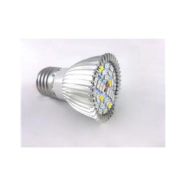 Lâmpada Led Grow - 28W - 28 leds - Bivolt - LMS-CLGB-P16-28L
