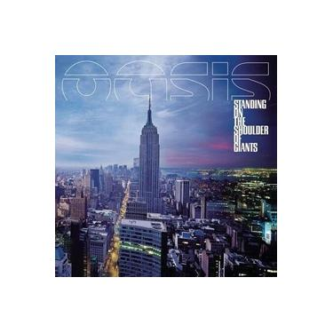 Cd Oasis - Standing On The Shoulder Of Giants