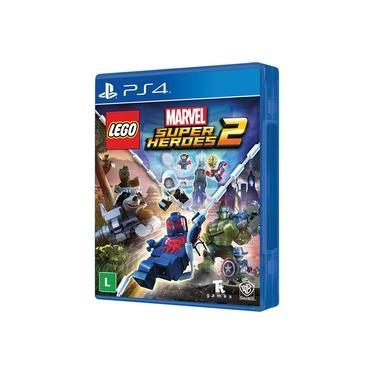 Lego Marvel Super Heroes 2 BR - PS4