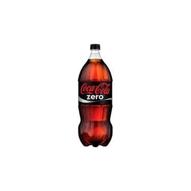Refrigerante Coca Cola Zero Pet 2 Litros