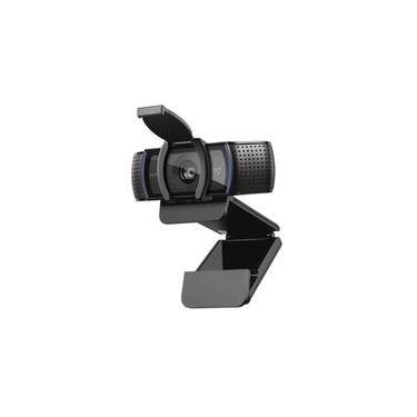 Webcam Logitech C920s Pro Full HD, 1080p, 30 FPS, Áudio Estéreo com Microfones - 960-001257