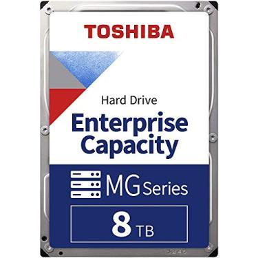 Toshiba Enterprise MG06ACA800E 3,5 8TB 256MB 7200RPM Disco rígido interno