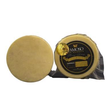 Mini Queijo Parmesão Alagoa - Tradicional - 500G