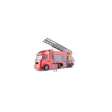 Imagem de Caminhão Infantil Corpo de Bombeiro Silmar Brinquedos