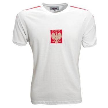 aa14dec300 Camisas de Times de Futebol Casuais Polônia Netshoes