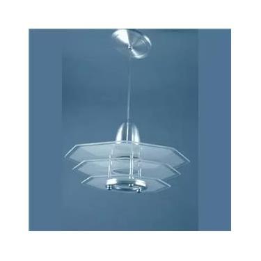 Lustre Vidro Pendente Para Quarto, Sala, Cozinha, Banheiro 359
