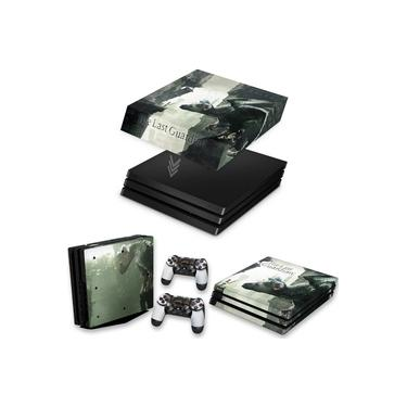 Capa Anti Poeira e Skin para PS4 Pro - The Last Guardian