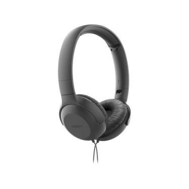 Headphone Bluetooth Philips Série 2000 - TAUH201BK/00 com Microfone Pr