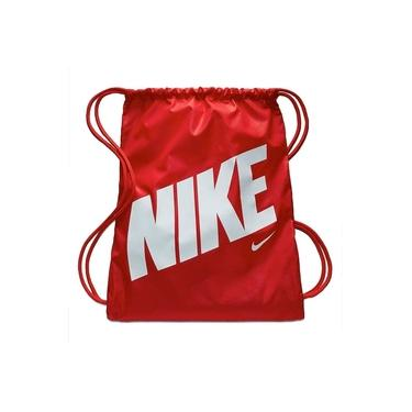 Sacola Gym Sack vermelha/branco