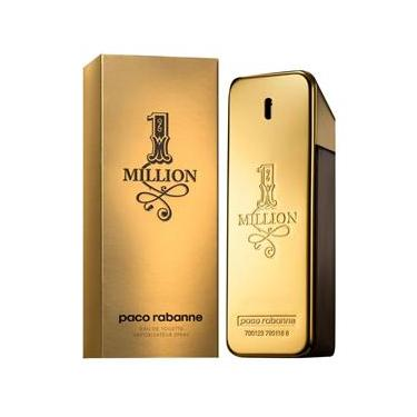 Perfume 1 Million Eau de Toilette Masculino - Paco Rabanne