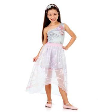 6810a5f412 Fantasia Infantil - Barbie - Aventura nas Estrelas - Barbie - Sulamericana  - G