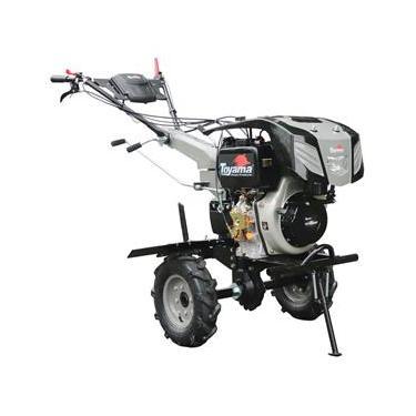 Motocultivador A Diesel 4T Toyama TDT135RE8-XP 418cc Partida Manual/Elétrica