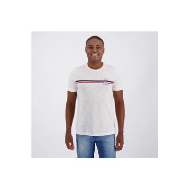 Camiseta Fila Tennis Branca