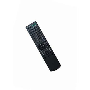 Controle remoto de substituição HCDZ para Sony DAV-DZ120K DAV-DZ710 DVD Home Theater System Audio Video Receiver
