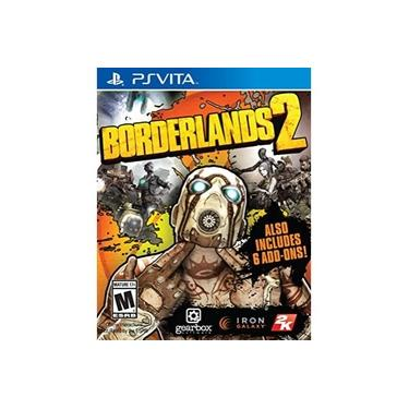 Jogo Game Psvita Borderlands 2 Ps Vita