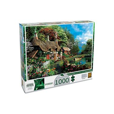 Imagem de Quebra-Cabeça Casa no Lago 1000 Peças - Grow