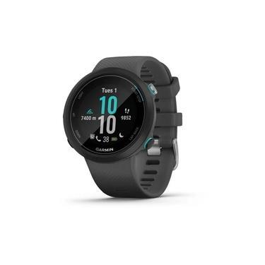 Monitor Cardíaco de Pulso com GPS Garmin Swim 2 para Piscina e Mar Aberto