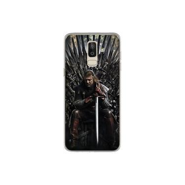 Capa para Galaxy J8 - Game Of Thrones | Ned Stark
