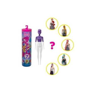 Imagem de Barbie Color Reveal Fashionista Monocromática - Mattel