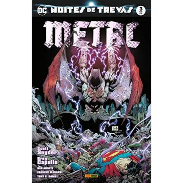 Noites De Trevas - Metal - Vol. 3 - Capullo,greg - 9788542612363