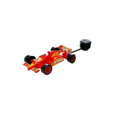 Imagem de Carrinho Pé na Tábua Brinquedos Estrela Vermelho