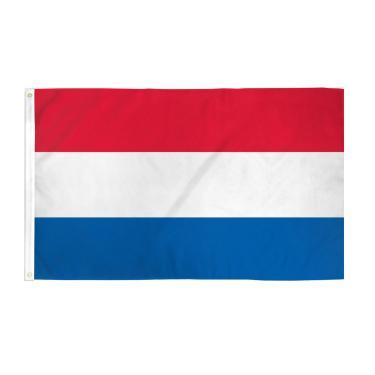 Bandeira Nacional Holanda Holanda Holanda Bandeira Bandeira TrendyLuz Bandeira 91,44 cm x 12,70 cm