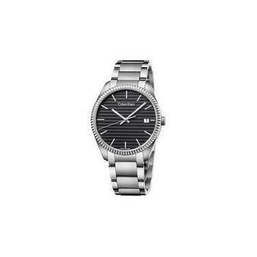 f2e48cccfa3 Relógio Feminino Calvin Klein - Modelo K5R31141 A prova d  água