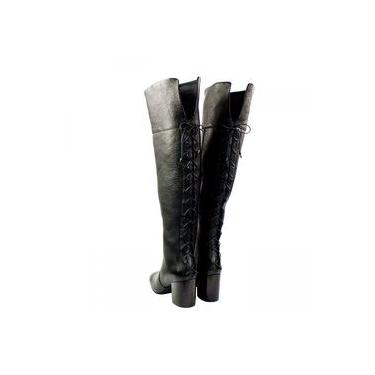 Bota Over The Knee Capodarte Artigiano Work 4011604