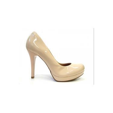 Sapato Meia Pata Verniz 8010 541 Bebece (04)