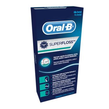 2ab36bdfe Fio Dental Super Floss