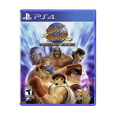 Street Fighter 30th Anniversary (Dates Tbd)