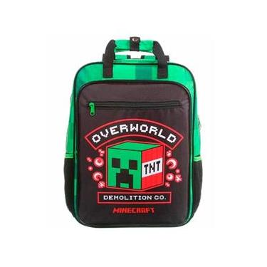 Mochila Escolar Minecraft 11715