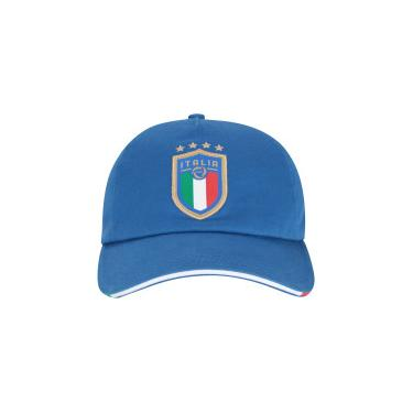 Boné Aba Curva Itália Training Puma - Snapback - Adulto - AZUL Puma 4c7e6eaa490