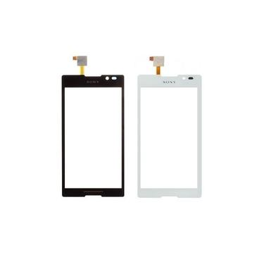Tela Touch Celular Sony Xperia C C2304 C2305 Branco