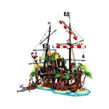 Imagem de Lego Ideas 21322 - Pirates Of Barracuda Bay 2545 Pçs