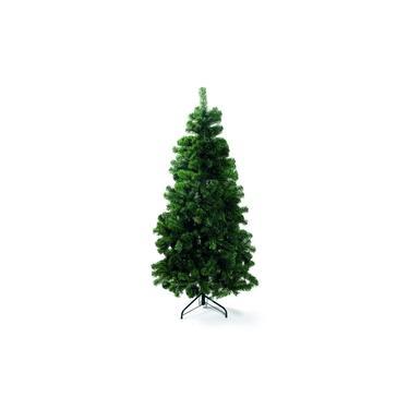 Árvore De Natal Meia Árvore 180Cm 402 Hastes Verde