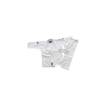 Kimono Karatê Atama Infantil Reforçado Com Faixa Branco