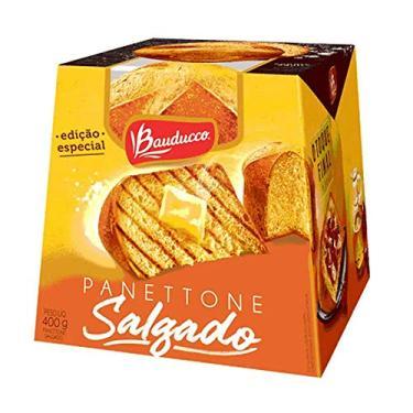 Panettone Salgado Bauducco 400g