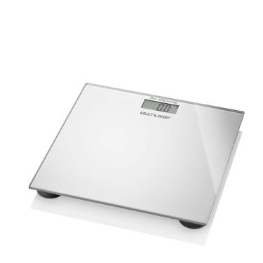 Balança Digital Multilaser Digi-Health Prata - HC021 HC021