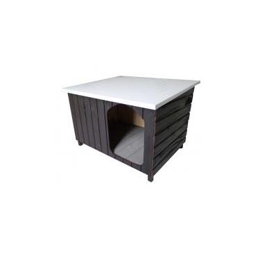 Casinha Cachorro 1 Água Em Madeira - Mini - Tabaco Indústria beethoven agropet