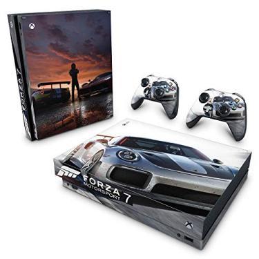 Skin Adesivo para Xbox One X - Forza Motorsport 7