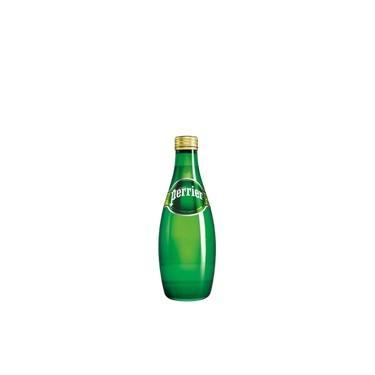 Água Mineral Perrier Com Gás 330ml