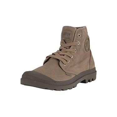 Bota masculina Pampa Hi original Palladium Boots, Dusky Green, 7.5 M