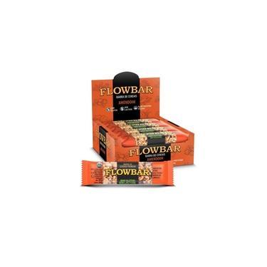 Imagem de Barra de nuts flowbar amendoim 30g caixa com 12