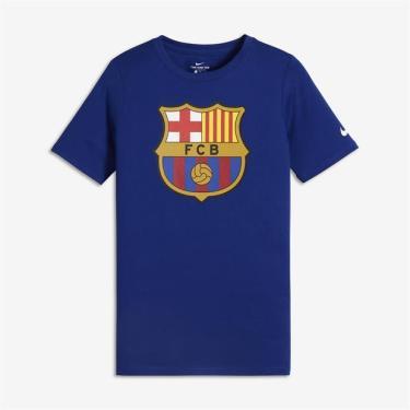 Camisas de Times de Futebol Casuais R  60 a R  80 Barcelona ... 3dba4fb453e70